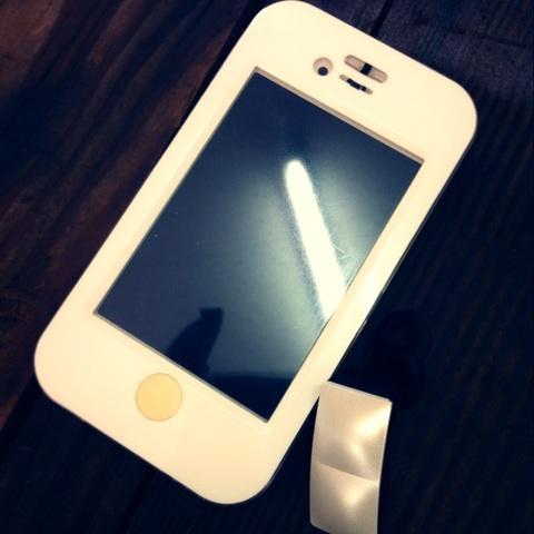 iPhone&イヤホン革ケース01